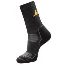 Snickers 9206 RuffWork Cordura Wool Socks Two Pack