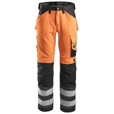 Snickers 3333 High-Vis Hose, Klasse 2