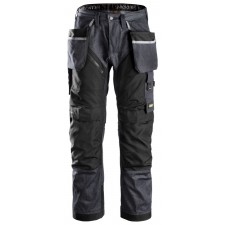 Snickers 6205 RuffWork Denim Hose, m. HP