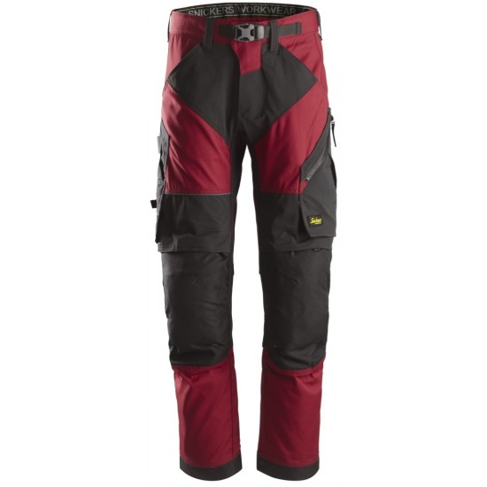 Snickers 6903 FlexiWork Rip-Stop Trousers