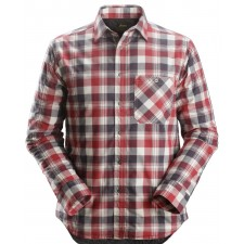 Snickers 8501 RuffWork Padded Flannel Long Sleeve Shirt