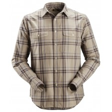 Snickers 8502 RuffWork Flannel Long Sleeve Shirt